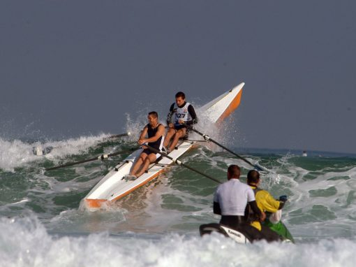 Ostend Port Beach Sprint Rowing