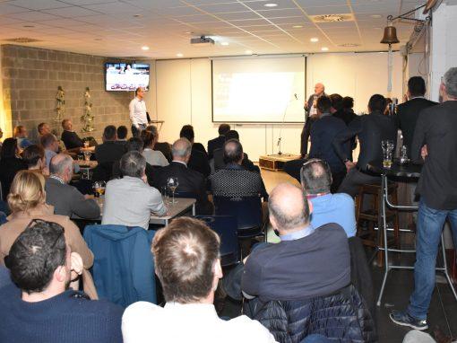 Businessclub De Roeispoane presenting Calcule